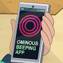Ominous Beeping App - Rick and Morty icon