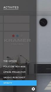Kramer Control - náhled