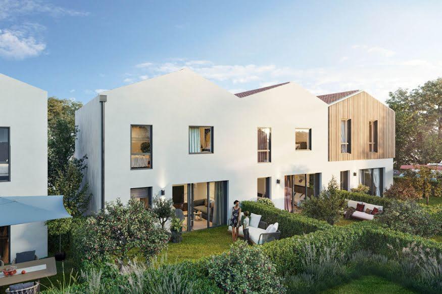 Programme immobilier neuf à Mérignac : maisons du 3 pièces au 4 pièces à partir de 295000 €