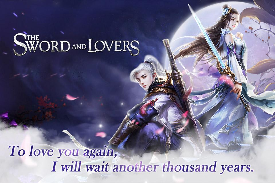 The Sword and Lovers- screenshot