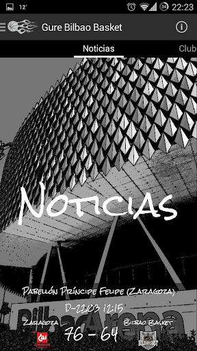 Gure Bilbao Basket NoOficial