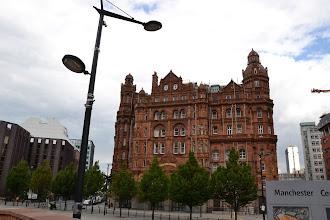 Photo: Architektura v Manchesteru