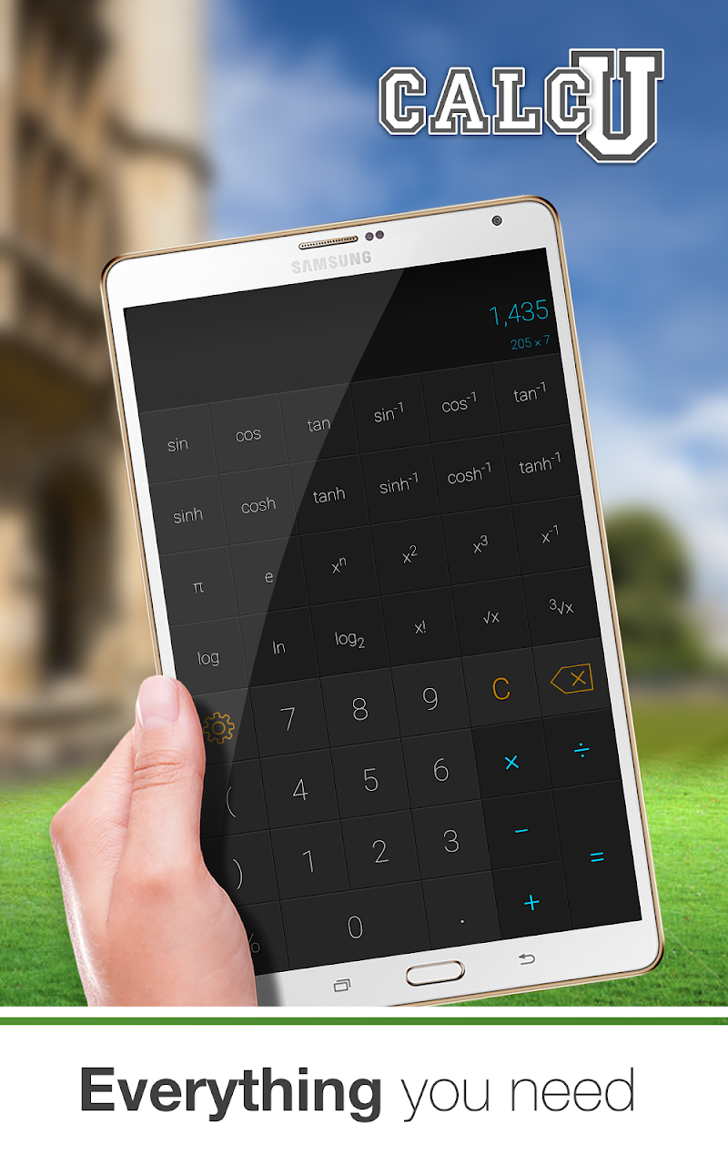 CALCU™ Stylish Calculator Free Screenshot 8