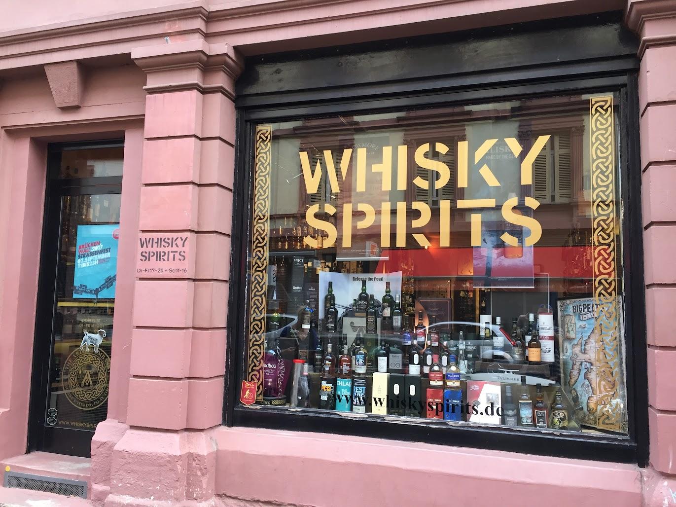 Whisky Spirits, Frankfurt