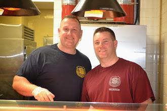 Photo: Officer Vito & Sergeant Lloyd