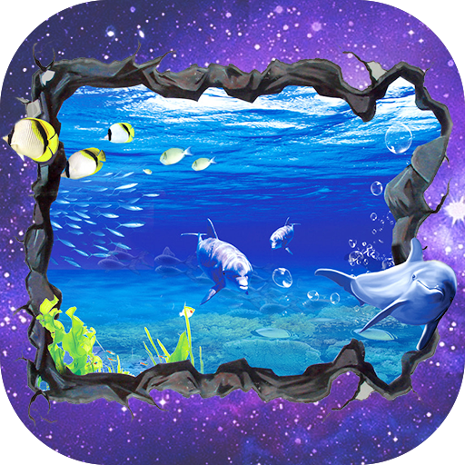 Ocean 3D Dynamic WallPaper