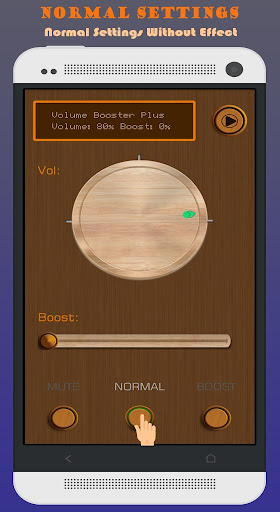 Volume Booster Plus 1.4.7 screenshots 4