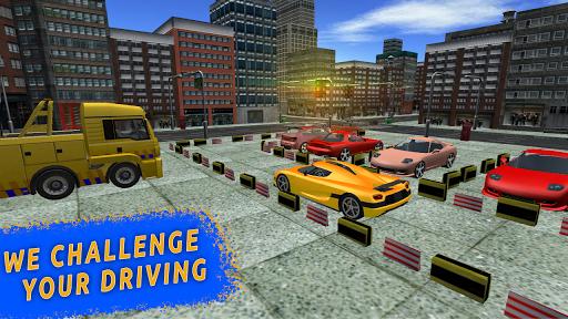 Jeu de stationnement voiture avancé: Car Simulator  captures d'écran 2