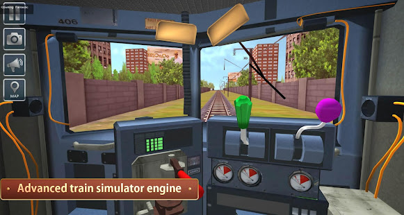 Indian Metro Train Simulator 13
