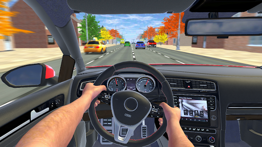 Racing in Car 2020 screenshots 4