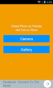PhotoText - náhled