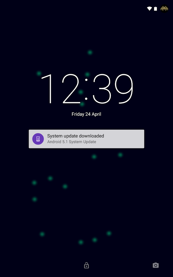 Sensory Live Wallpaper (Free)- screenshot