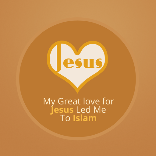 My Great Love for Jesus Led ..