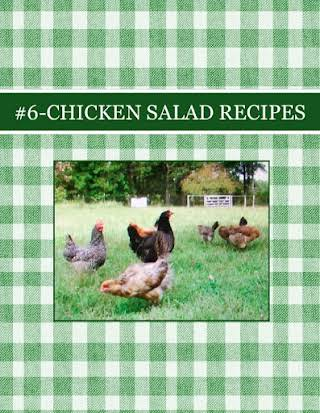 #6-CHICKEN SALAD  RECIPES