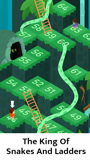 ud83dudc0d Snakes and Ladders - Free Board Games ud83cudfb2 3.0 screenshots 1