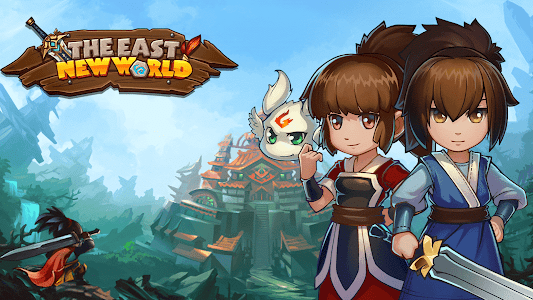The East New World v3.0.3 (Mod Money)
