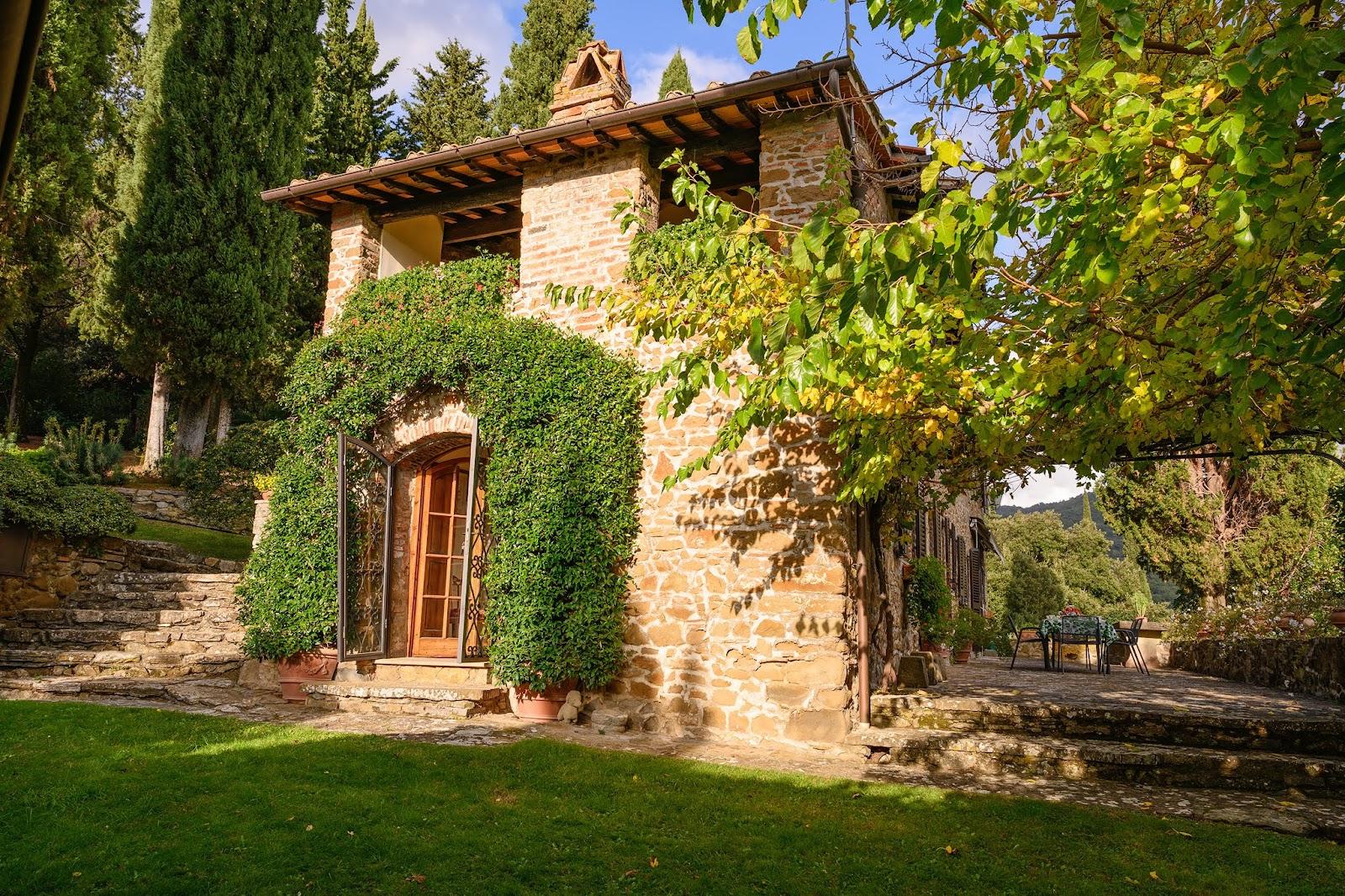 Villa Vittoria_Greve in Chianti_5