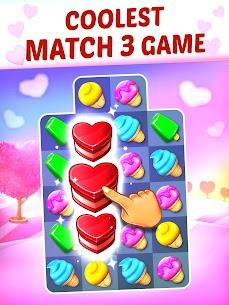 Ice Cream Paradise – Match 3 Puzzle Adventure 9