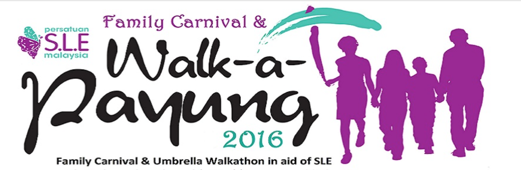 WALK-A-PAYUNG 2016 FAMILY CARNIVAL EDITION