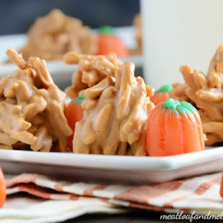 Butterscotch Haystack Candy Recipes