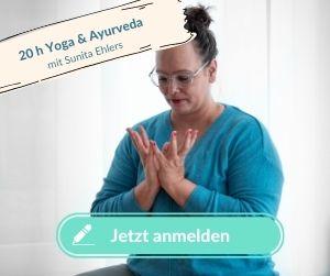 20 h Yoga und Ayurveds
