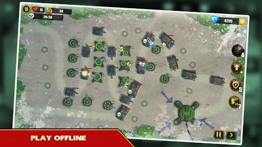 Tower Defense: Toy War apktram screenshots 5
