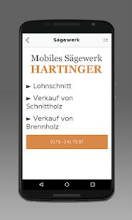 Download Mobiles Sägewerk Hartinger For PC Windows and Mac apk screenshot 4