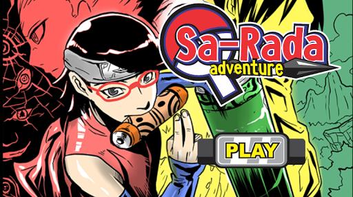 Adventure of SaRaDa
