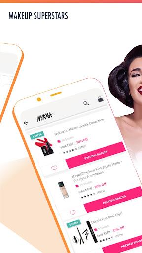 Nykaa: Beauty Shopping App. Buy Makeup & Cosmetics 2.1.7 screenshots 2