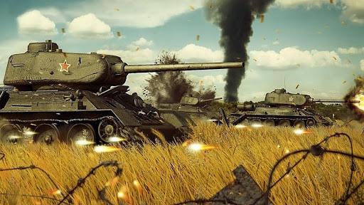 Battle Tank games 2020: Offline War Machines Games 1.6.1 screenshots 5