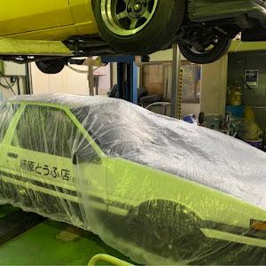 スプリンタートレノ AE86 AE86 GT-APEX 58年式のカスタム事例画像 lemoned_ae86さんの2019年06月15日14:42の投稿