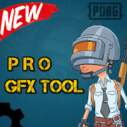 Pro Gfx Tool for PUBG; HDR+ 60 Fps-No Lag-No Ban