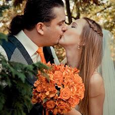 Wedding photographer Elena Nikolaeva (springfoto). Photo of 01.09.2013