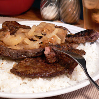 Liver and Onions.
