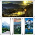 Montañas fondo de pantalla 28 icon