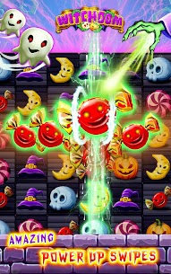 Witchdom – Candy Witch Match 3 Puzzle 4