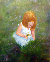 Photo: Girl in the Meadow by Loretta Luglio