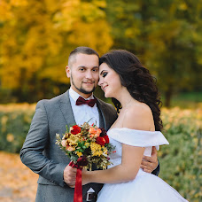 Wedding photographer Alena Belousova (alain). Photo of 17.10.2018