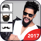 Hair Mustache Style For Man