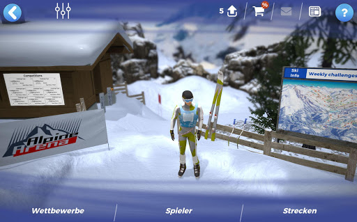 Code Triche Alpine Arena APK MOD (Astuce) screenshots 5
