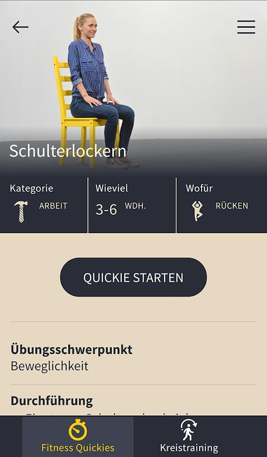 aktivHIER- screenshot