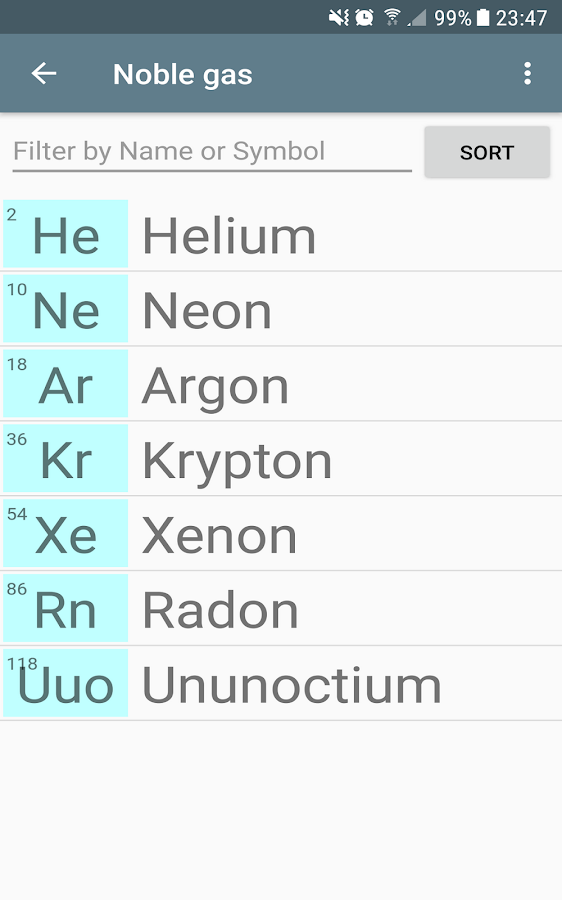 Periodic table the new periodic table song in order mp3 download periodic table of elements android apps on google play urtaz Choice Image