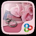 Miss COCO  GO Launcher Theme icon