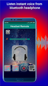 Headset Remote 1.6