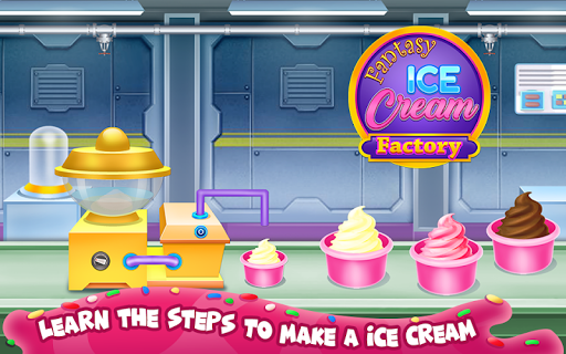 Fantasy Ice Cream Factory 1.0.1 screenshots 1