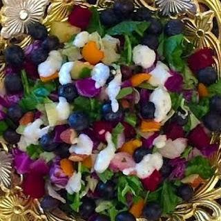 Detox Blueberry Salad