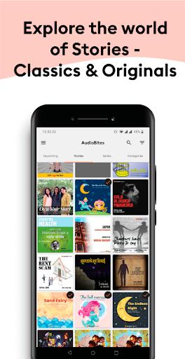 AudioBites by Storytel 0.2.7 screenshots 3