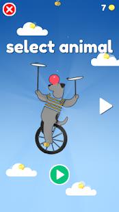 animal balance - náhled