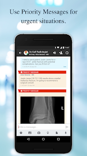 TigerText - Clinical Solutions- screenshot thumbnail