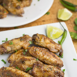 Season Chicken Wings Recipes